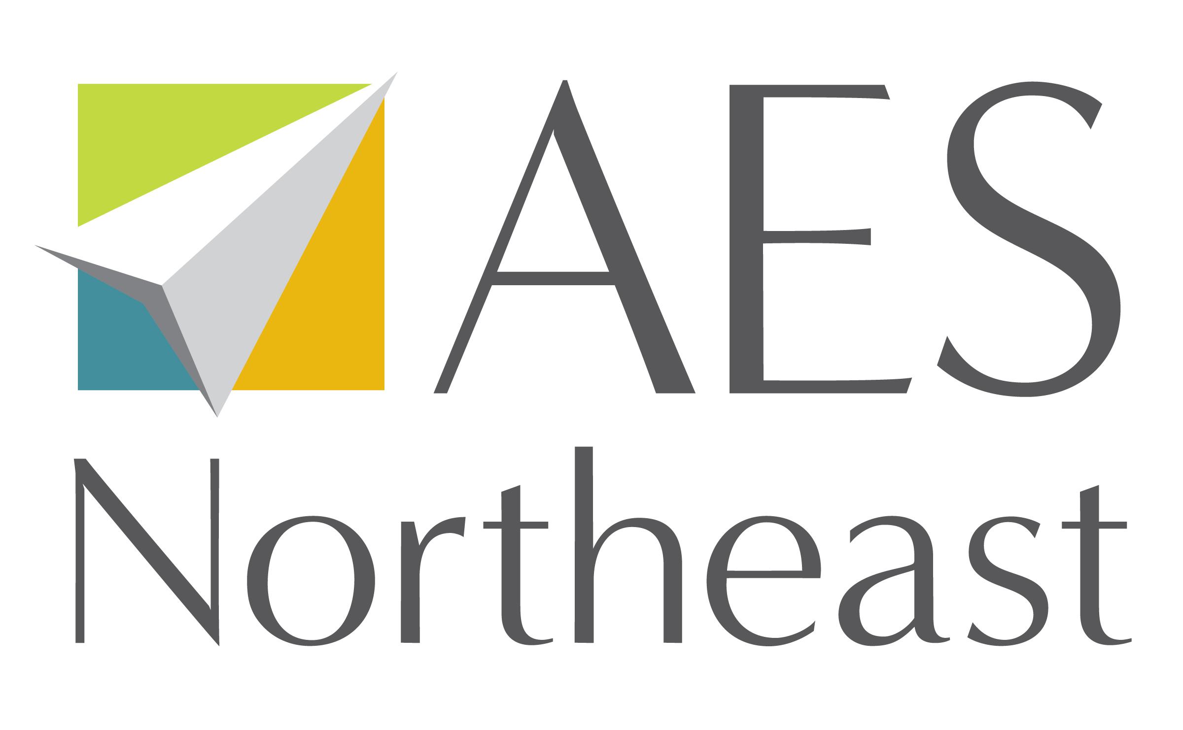 AES vertical logo