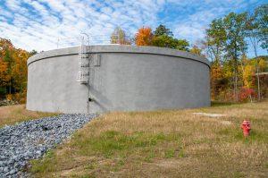 Chilson Water Tank