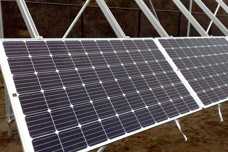 solar install 1
