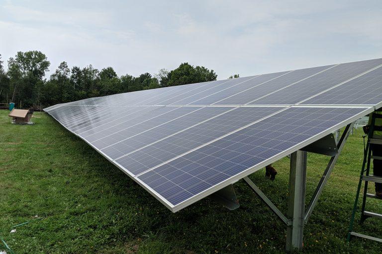 solar install 14